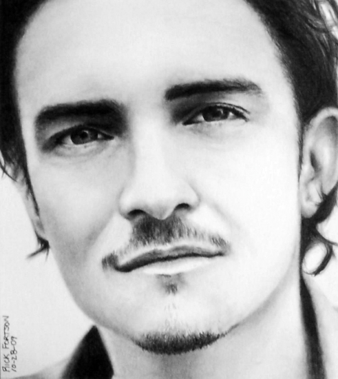 Orlando Bloom by JRFortson